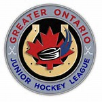Logo for Greater Ontario Junior Hockey League