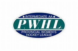 Logo for Provincial Women's Hockey League