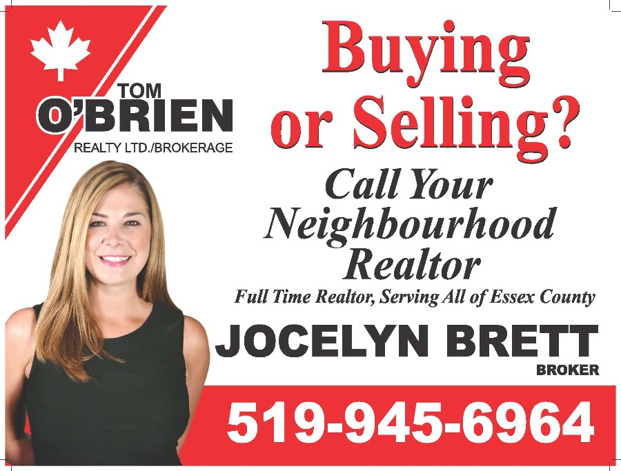 Tom O'Brien & Jocelyn Brett Real Estate