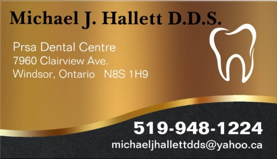 Dr Michael J. Hallett